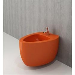 Биде подвесное Bocchi Etna 540*400 оранжевый 1117-012-0120 - фото 88003