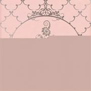 Capricho De Los Zares Romanov Rosa 20x20