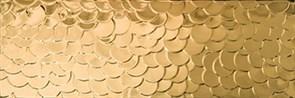 Декор керамич. NORDIC GOLD SHELL
