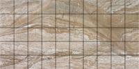 Jordan Natural мозаичный декор 50х50мм/250x500 мм