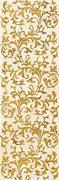 Декор керамич. LINEAGE IVORY-GOLD DECOR
