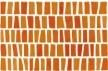 Плитка Pebble Enjoy Orange DAKI 25*38