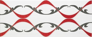 Декор D-Luster-Rojo CP34 20*50