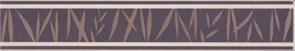 Бордюр Ce-Muscari PDQ4 7*40