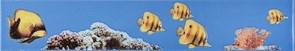 MONO FISH Бордюр синий BL 7х40