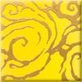ORLY VERSUS Декор желтый YL 10х10