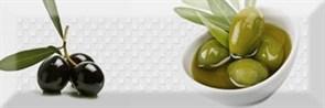 Decor Olives 02 Fluor Декор 10x30