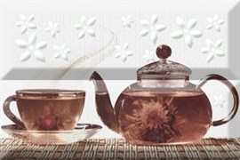 Decor Composicion Tea 02 Fosker Панно (из 2-х пл.) 20х30
