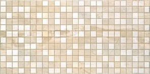 Декор Decor Cartago/Jordan Beige 25*50