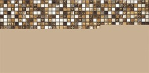 Декор Decor Carroussel Gold 31.6*63.2