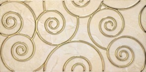Декор Decor Zoe Crema 31.6*63.2