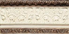 Бордюр Cenefa Interior Gold 12.5*25