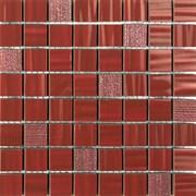 40123-0124 Mosaico Funny Burdeos 20*20