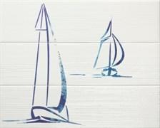 Set (3) Wind Blue (комплект 3 плитки)