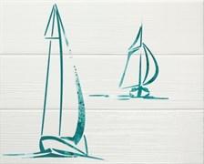 Set (3) Wind Turquoise (комплект 3 плитки)