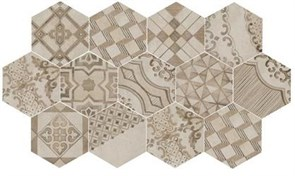 Плитка Clays Decoro 21x18  MM7Y