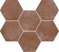 Плитка Cotti D'italia terracotta 21x18 MMYL