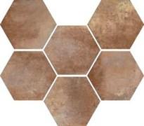 Плитка Cotti D'italia marrone 21x18 MMYK