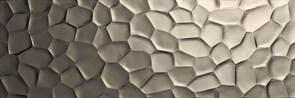 Плитка Essenziale Struttura Deco 3D Metal 40x120 M09S