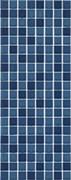 Плитка Shine Blue Mosaico 20х50