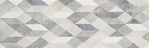 Плитка Chalk Grey Decoro Origami 25х76