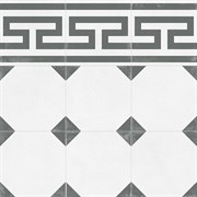 Плитка нап. керамич. TANGO CRESPO FRIEZE NATURAL, 59,2x59,2