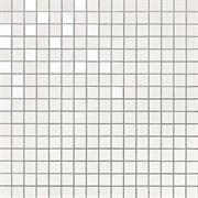 Мозаика SOLID WHITE MOSAIC, 30,5x30,5