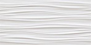 Плитка облиц. керамич. 3D RIBBON WHITE MATT. (48), 40x80