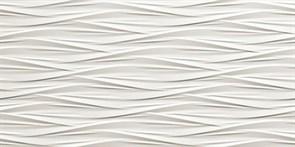 Плитка облиц. керамич. 3D WIND WHITE MATT, 40x80