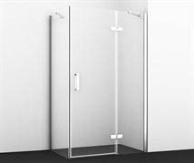 Душевой уголок с правой распашной дверью Wasserkraft Aller 10H06R