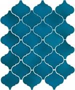 65007 Арабески Майолика синий 26х30